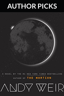 Andy Weir's Space Colony Picks