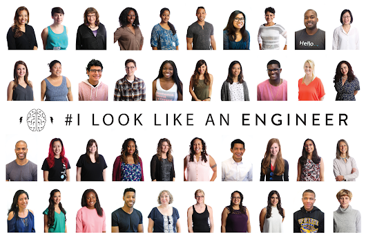 The Numbers of the #ILookLikeAnEngineer Ad Campaign
