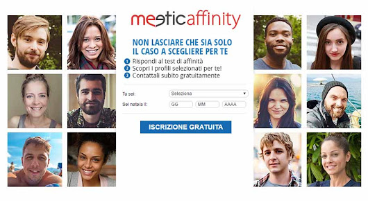 Meetic Affinity: cos'è e come funziona? | PianetaSocial.it