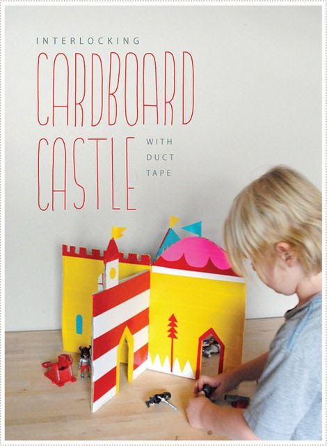 6 DIY Cardboard Crafts for Kids You will Love