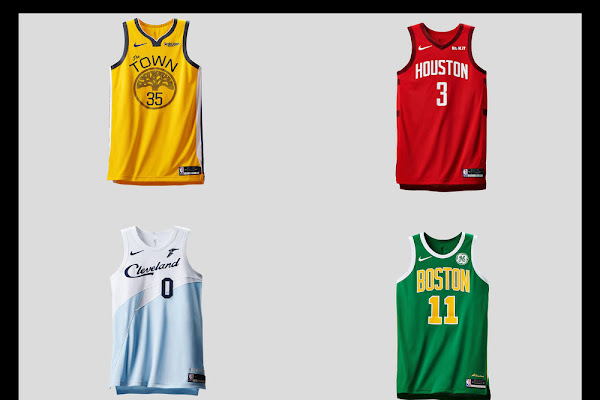 NBA Earned Edition Uniforms 3e7f0ca94
