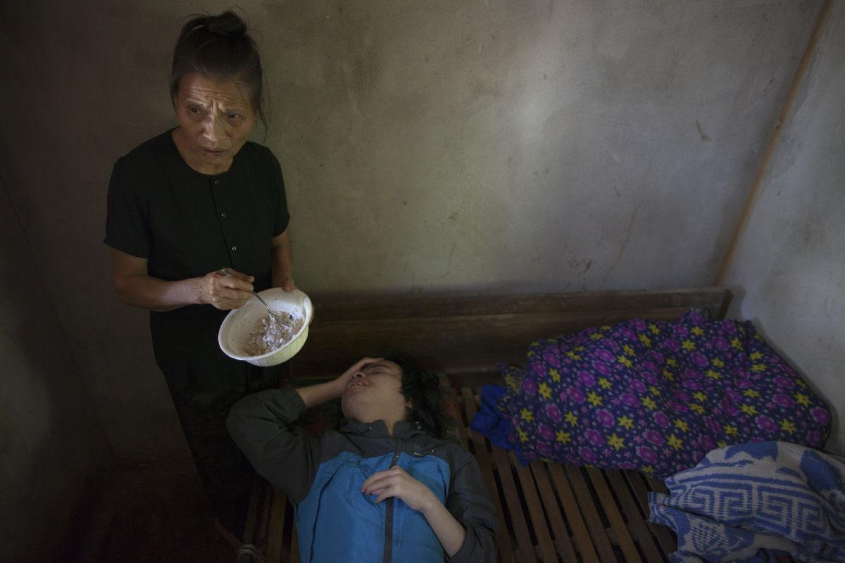 Estas 12 fotos mostram o legado devastador dos Estados Unidos no Vietnã 04