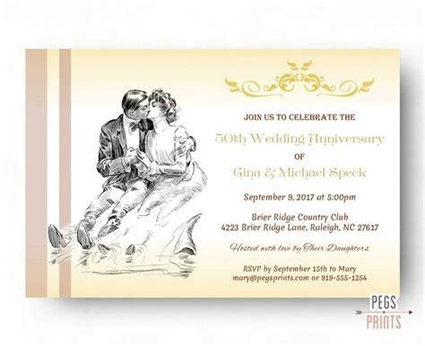 Best 25  Anniversary invitations ideas on Pinterest
