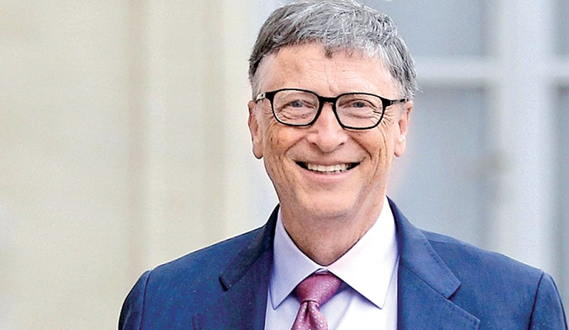 GATES HAILS LANKA'S 'high quality' primary healthcare