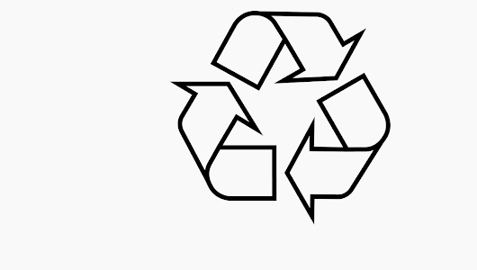 How A Student Designed The Recycling Logo, And Got A Measly $2,500