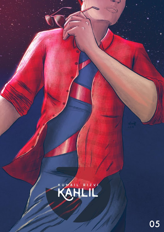Khalil – A Pakistani Superman – Islam and Science Fiction