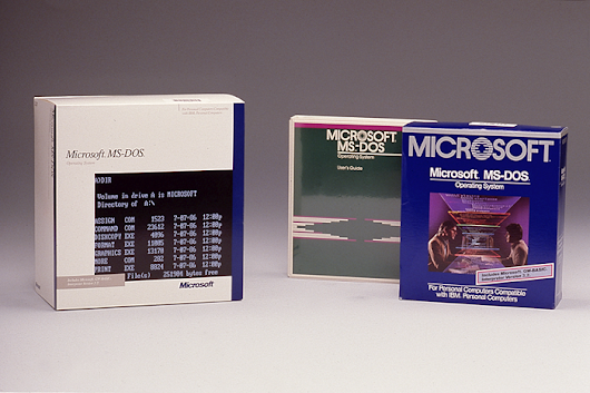 Microsoft bought MS-DOS on July 27, 1981