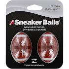 Sneaker Balls Shoe Deodorizers, Football - 2 pack