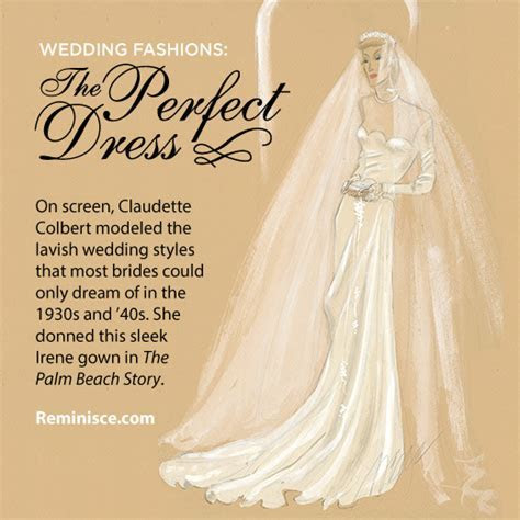 Wedding Dresses Through The Decades: Which Is Your Style