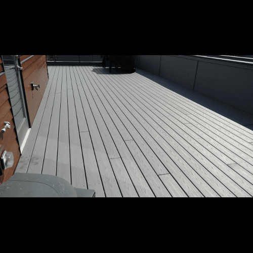 Rooftop Deck Repair - Design Scales