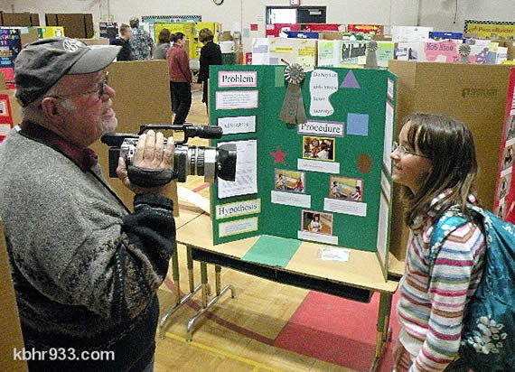 Local Students Honored for Elementary School Science Fair ...