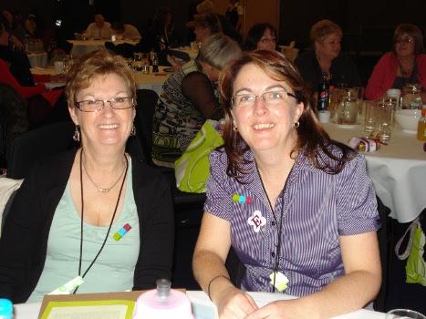 Convention - Di & Kathryn