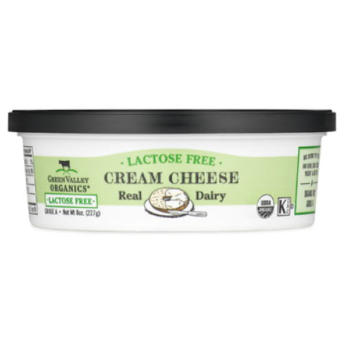 Lactose Free Cream Cheese