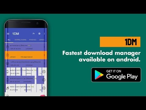 IDM+ Fastest download manager 4.2 Apk for Android