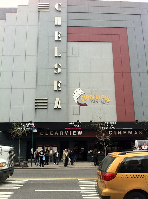 Chelsea Clearview Cinemas