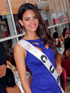Alina Rodríguez compitió por Cuba en Nuestra Belleza Latina 2012_foto tomada de internet