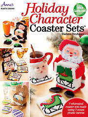 Holiday Character Coaster Sets
