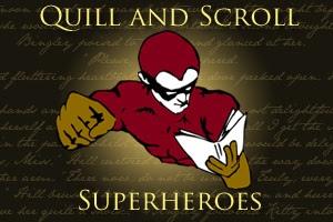 superhero copy