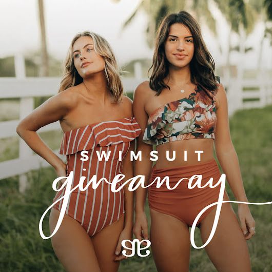 ALBION NEW YEAR SWIM GIVEAWAY!