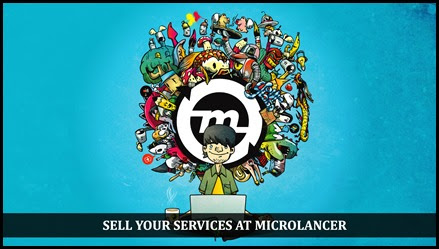 Sell Web Designing services at Microlancer! | Smart Earning Methods