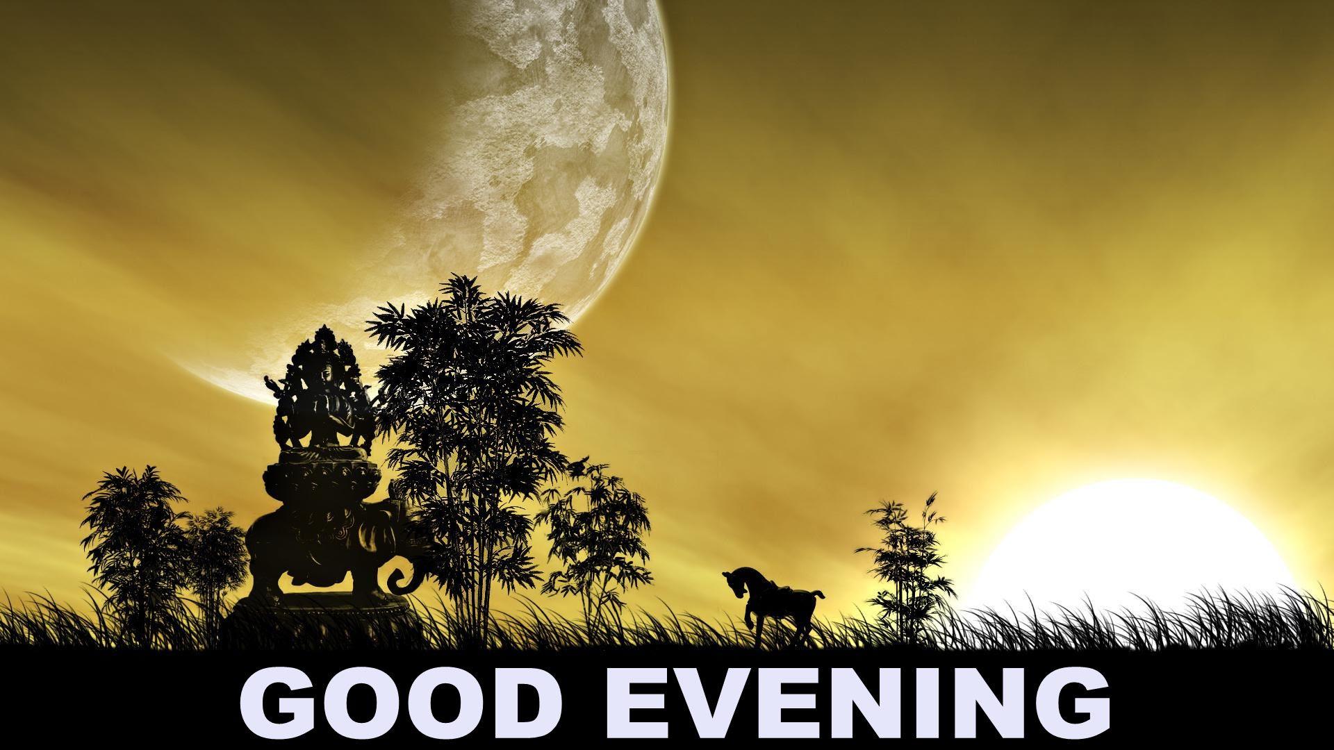 Good Evening Hd Wallpaper 00095 Wallpaperspickcom