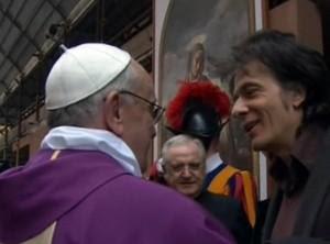 Guarda la versione ingrandita di Pietro Orlandi, fratello di Emanuela, ha cercato di coinvolgere il Papa Francesco ma l'accorto gesuita lo ha tenuto a distanza