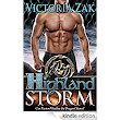 Highland Storm (Guardians of Scotland Book 2) - Kindle edition by Victoria Zak. Romance Kindle eBooks @ Amazon.com.