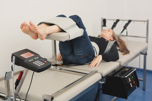 5 Spinal Decompression Exercise to Relieve Pain