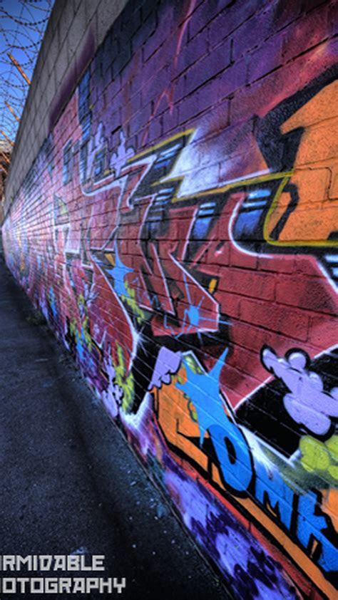 wallpaper iphone graffiti characters   iphone
