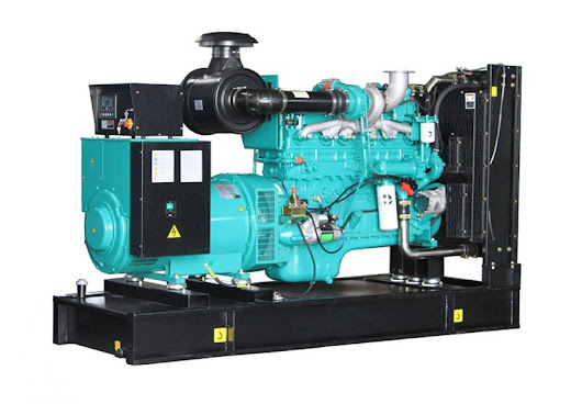 18kw to 1160kw electric start Cummins diesel generator set price list