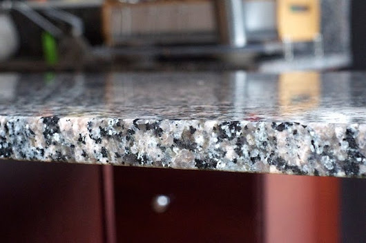 Granite worktops can easily be repaired or renovated - Surrey Marble and Granite