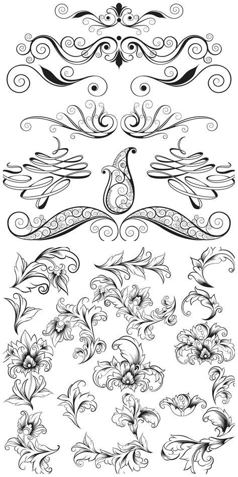 Ornaments   Vector Graphics Blog   Page 3