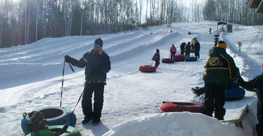 12 Awesome Sledding & Tubing Hills in Green Bay and the Fox Valley