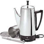 Presto 02811 12-Cup Electric percolator - Stainless Steel