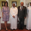 Habtoor Group with Turkish Consul-General in Dubai