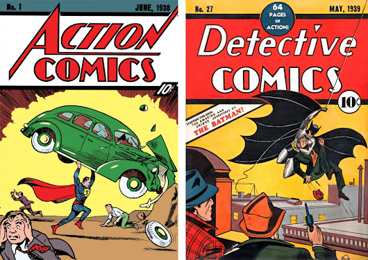 Impossible Collection: Billionaire Ayman Hariri wants to share his rare DC comic book collection with you