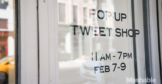 Marc Jacobs Pop-Up Shop Takes Tweets, Instagrams for Payment