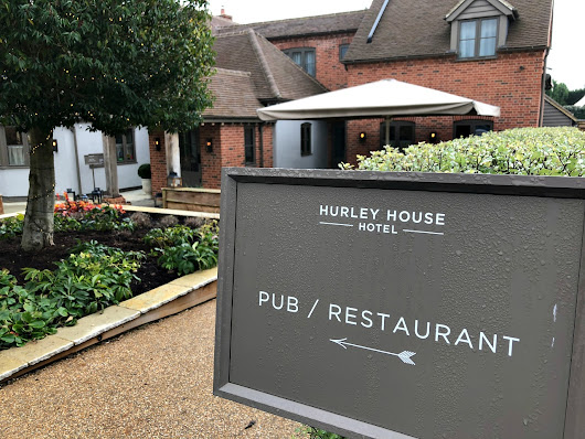 Berkshire: Eat well & stay at Hurley House Hotel & Pub – Jenography