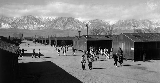Ansel Adams' Pictures of an American Concentration Camp During WWII