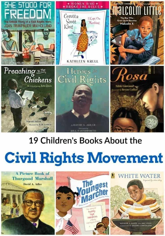 19 Children's Books About the Civil Rights Movement - It's Fundamental