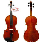 D'Luca Orchestral Series Antique Handmade 15 Inches Viola