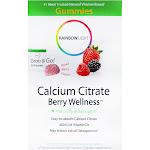 Rainbow Light Calcium Citrate Berry Wellness