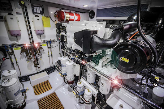 Spring Cleaning in the Engine Room- Southern Boating & Yachting