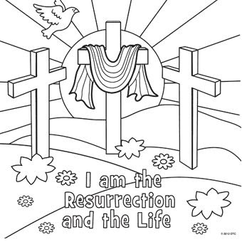 jesus easter coloring pages at getcolorings  free printable colorings pages to print and color