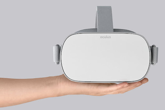 Will Oculus Go Get Mainstream Adoption? - BeThere's Insight