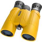 Barska FLOATMASTER AB11092 10x30 WP Binoculars - Fogproof/Waterproof - Yellow