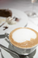 Cappuccino, Ristorante Carmine, Ushigome