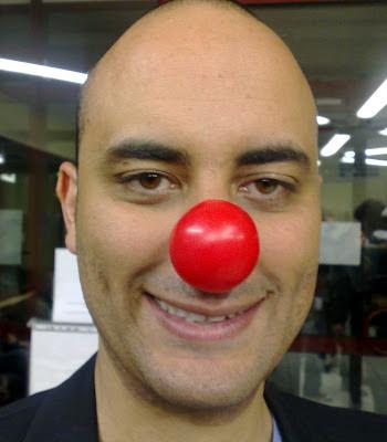 Momo Le Clown Gourmand Jerome Commandeur