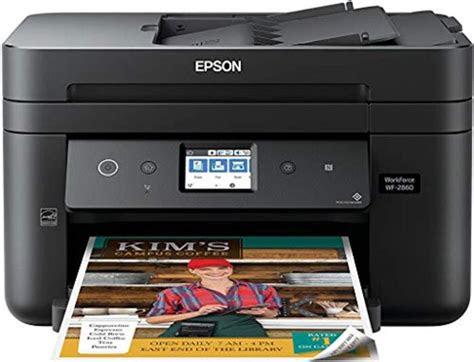 epson printer  printing black  listly list