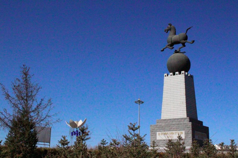 [ Ordos, China ] Bem-vindo a maior Cidade Fantasma do Mundo